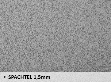 Spachtel 1,5mm